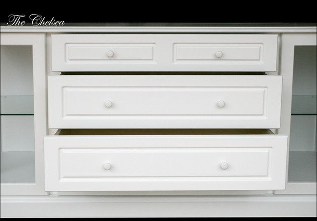 Chelsea drawers open