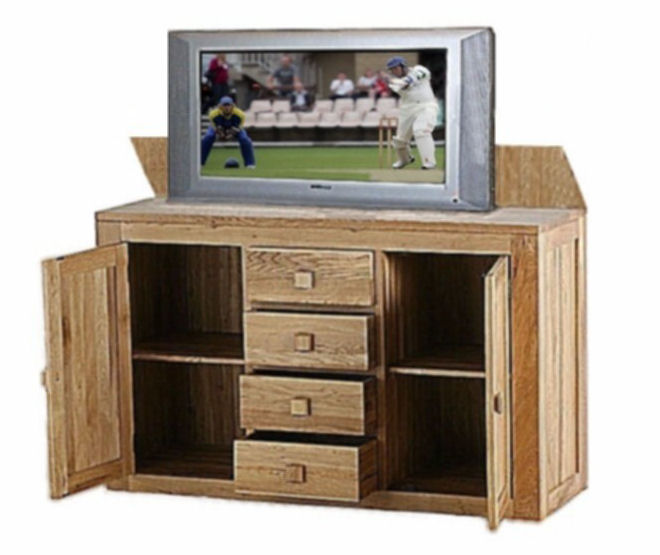 TV Lift | Pop Up TV Cabinet | Hidden TV | TV Cabinets | TV Lift ...