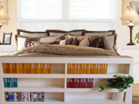 End of Bed - Bookcase